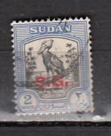 SOUDAN °  YT N° SERVICE 85 - Soudan (1954-...)