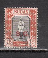 SOUDAN °  YT N° SERVICE 90 - Soudan (1954-...)