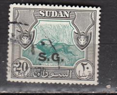 SOUDAN °  YT N° SERVICE 99 - Soudan (1954-...)