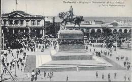 MONTEVIDEO - URUGUAY - Monumento Al Gral Artigas Y Plaza Independencia - ENCH1202 - - Uruguay