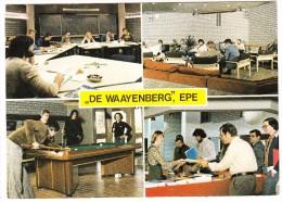 Epe : Vormingscentrum ´De Waayenberg´ - Molenweg :  BOEKEN &  BILJART  -   Gelderland / Nederland-Holland - Epe