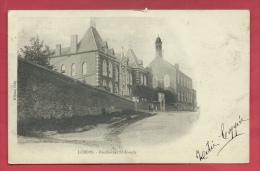 Lobbes - Pensionnat St-Joseph - édit : Wilmet, Gilly- 1903 ( Voir Verso ) - Lobbes
