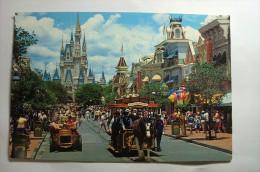 Orlando - Walt Disney World - Main Street - Orlando