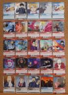 Full Metal Alchemist Card Battle  : 25 Japanese Trading Cards - Trading Cards