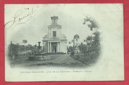 Ile De La Réunion - St. Benoit - L'Eglise - 1902  ( Voir Verso) - Saint Benoît