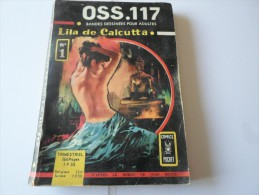 NUMERO N 1  OSS 117 BANDE DESSINEE POUR ADULTES  ANNEE 1966 - Andere Autoren