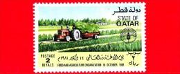 Nuovo - QUATAR - 1981 - Giornata Mondiale Dell'alimentazione - FAO - World Food Day - Agricoltura - 2 - Qatar