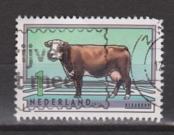 NVPH Netherlands Nederland Niederlande Pays Bas Holanda Nr 2974 Used  Koe Cow La Vache Vaca Blaarkop 2012 MUCH MORE COWS - Koeien