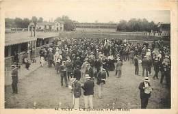 - Departs Div -ref- EE66 - Allier - Vichy - L Hippodrome - Hippodromes - Pari Mutuel - Hippisme - Chevaux - - Vichy