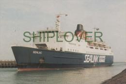 Ferry Français SENLAC (cie Sealink) - CPM - Bateau/ship/schiff - Transbordadores
