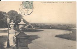 COURRIERS - CONVOYEURS   - St GERMAIN A PARIS  Sur N°111 - Marcophilie (Lettres)