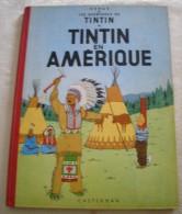 BD - Tintin 3 B27 - TIntin En Amerique - Hergé - 1960 - Hergé