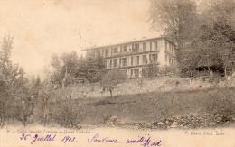 SAINT MARTIN VESUBIE Hotel Victoria   26 Juillet 1903 - Saint-Martin-Vésubie