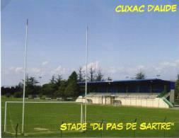 """CUXAC D'AUDE Stade """"du Pas De Sartre"""" (11) - Fútbol"""