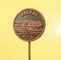PULA 22. FJIF (Croatia) Yugoslavia / FEATURE YUGOSLAV FILM FESTIVAL - Films