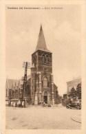 Teralfene ( Bij Denderleeuw ) : Kerk En Pastorij. - Denderleeuw