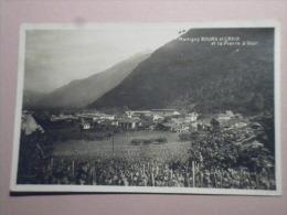 2431 MARTIGNY Bourg Et Croix Et La Pierre à Voir - France