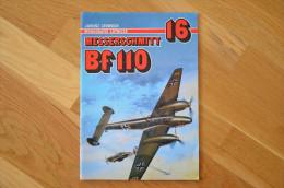 Poland Aviation Magazine Messerschmitt BF 110  1994 - Revistas & Periódicos