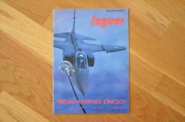 Poland Aviation Magazine Jaguar  1995 Nr.2 - Revistas & Periódicos