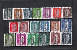 Österreich **  674-692 Grazer Lokal Ausgabe Katalog 160,00 - 1945-60 Neufs