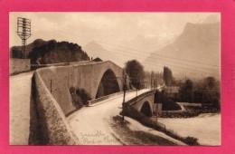 38 ISERE PONT-de-CLAIX, Les Ponts, Environs De Grenoble, (L. L.) - Autres Communes