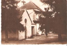 Chapelle De Notre Dame De Bermont Ou Jeanne D´arc Allait Prier Notre Dame - Non Classés