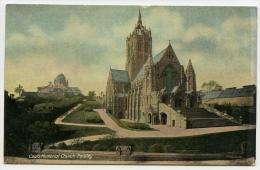 PAISLEY : COATS MEMORIAL CHURCH - Renfrewshire