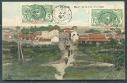 1906 Senegal Picture Postcard Dakar - Marseille France - A.O.F. (1934-1959)