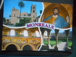 """Grande CP- ITALIE - Sicilde """"MONREALE - Vues Diverses"""" - Sin Clasificación"""