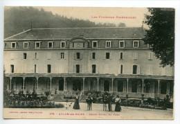 Aulus Les Bains Grand Hôtel Du Parc - France