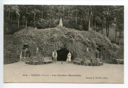 Aulus Les Bains Les Grottes (buvettes) - Other Municipalities