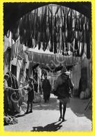 CPSM Maroc - MARRAKECH Souk Des Teinturiers ( Prix Net ) - Marrakech