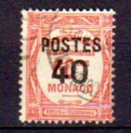 MONACO     Oblitéré     Y. Et T.   N° 146       Cote: 2,70 Euros - Monaco