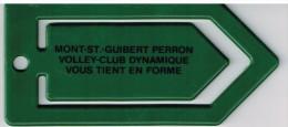 Mont-Saint-Guibert Perron  - Pince à Papiers - Autres