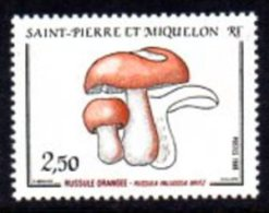 SAINT PIERRE ET MIQUELON N° 486 NEUF * * LUXE - Lettres & Documents