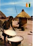 VÖLKERKUNDE / ETHNIC - Cote D´Ivore, La Vie Au Village - Elfenbeinküste