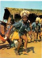 VÖLKERKUNDE / ETHNIC - Cote D´Ivore, Region De MAN, Danseuse Yacouba - Elfenbeinküste