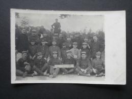 Carte Photo Groupe  Militaires Du 70e Et 76e  -  Non Circulée L223A - Regiments