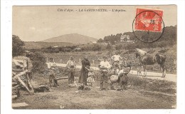 LA GARONNETTE - VAR - L'ARPILLON - France