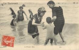 LE TREPORT PREMIER BAIN 76 - Le Treport