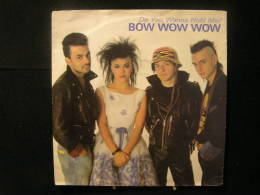 Vinyles - 45 T / Bow Wow Wow - Do You Wanna Hold Me ? / Music,  RCA 1983 - Vinyles