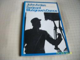 Serjeant Musgrave's Dance - Livres, BD, Revues