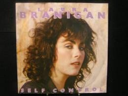 Vinyles - 45 T /  Laura  Branigan  -  Self Control   / Music, Gama/Biem  1984 - Vinylplaten
