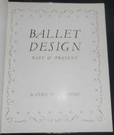 Ballet Design : Past And Present - Livres, BD, Revues