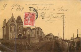 95 EAUBONNE  La Rue Des Callais   2 Scans - Eaubonne