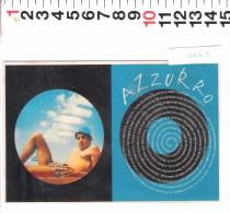 A 4669 CELENTANO AZZURRO - Cantanti E Musicisti