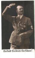 Tarjeta Postal De Hitler Circulada 1938 - Germany