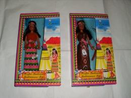 Vintage - BAMBOLE  INDIANE - Bambole