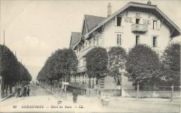 GERARDMER HOTEL DES BAINS 88 - Gerardmer