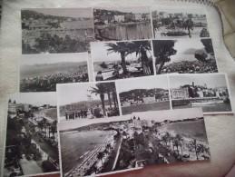 LOT DE 12 CARTES ...CANNES...(06) - 5 - 99 Postcards